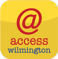 Access Carolina Beach Sticker